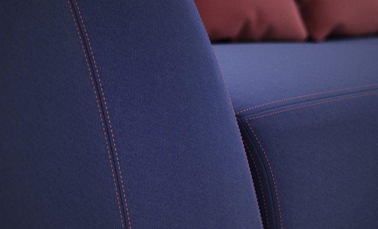 Office Sofa (detail 001)