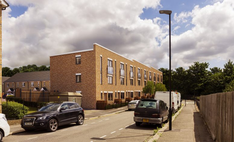 Plaistow Planning Photo-montage After