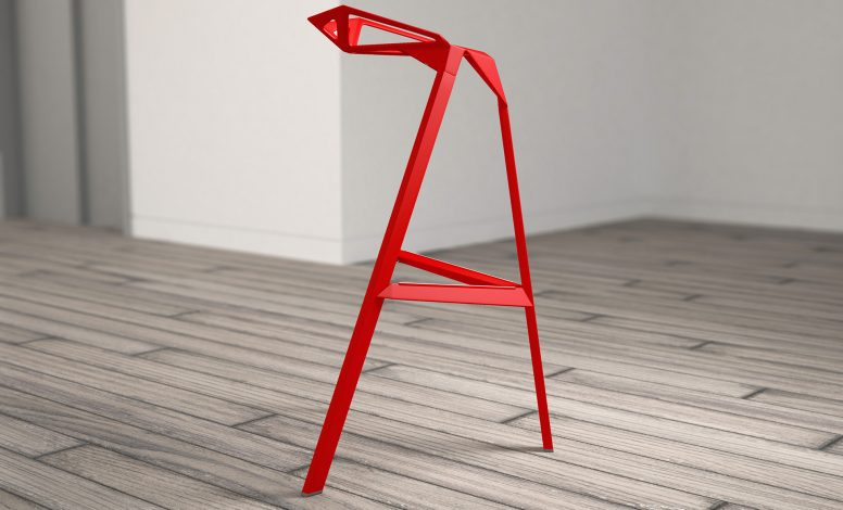 Magis Stool_One test 001