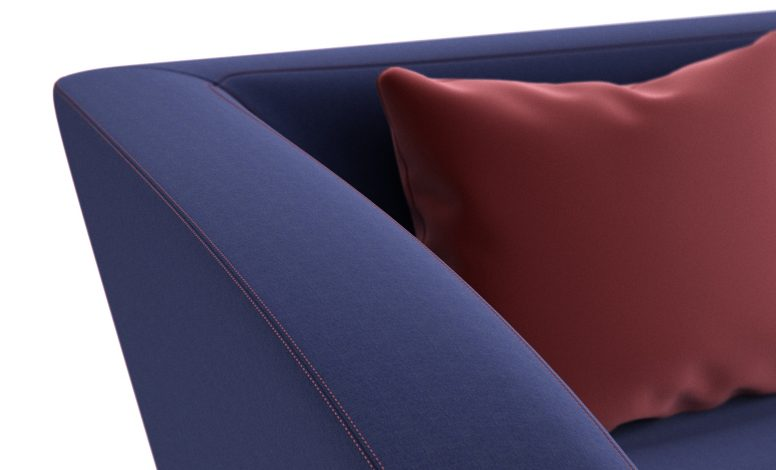Office Sofa (detail 002)