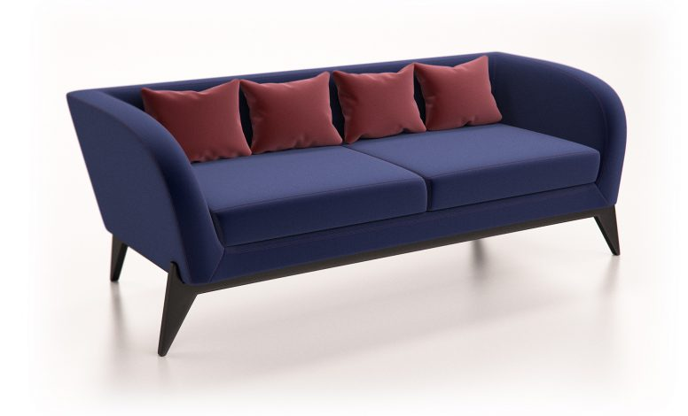 Office Sofa (studio)