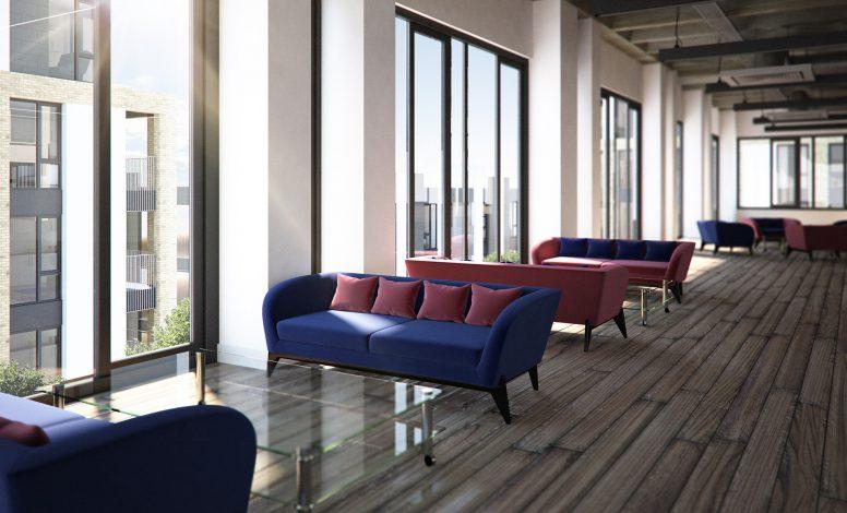 Office Sofa (scene)