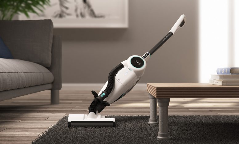 Pure Cordless by Lupe, living room