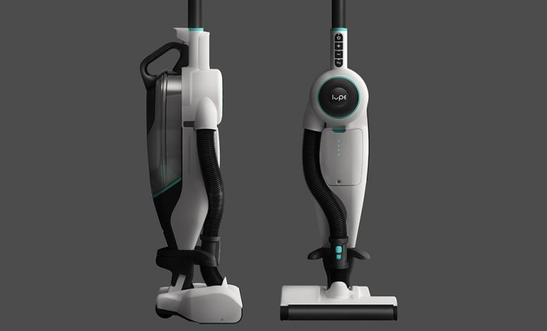 Pure Cordless by Lupe, studio